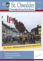(3,94 MB) - .PDF - Marktgemeinde St. Oswald bei Freistadt
