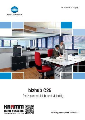 bizhub C25