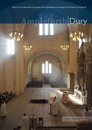 Issue 5 - April 2011 - Ampleforth College