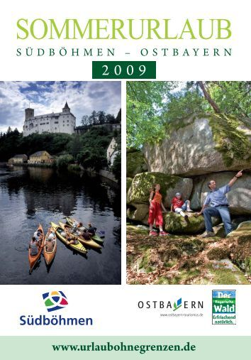 katalog sommerurlaub 2009 südböhmen - ostbayern, [pdf, 2.5 mb