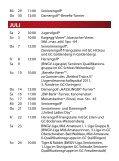 WETTSPIELKALENDER 2011 - Golfclub Konstanz - Page 5