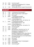 WETTSPIELKALENDER 2011 - Golfclub Konstanz - Page 6