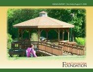 Cayuga Community College Foundation Annual Report
