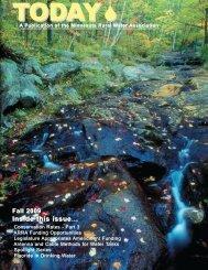 Fall 2009 - Minnesota Rural Water Association