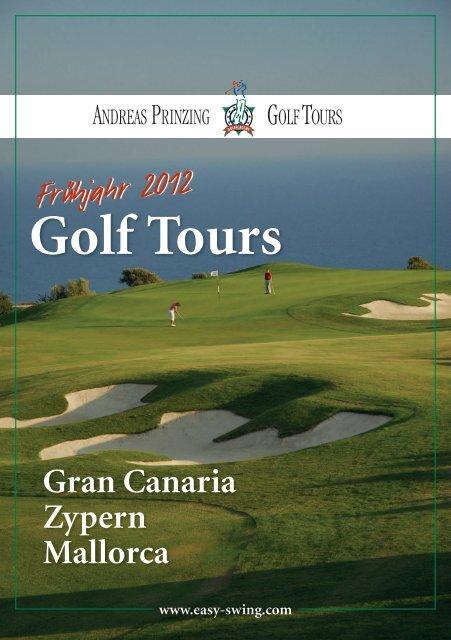 Golf Tours - andreas prinzing - golf academy