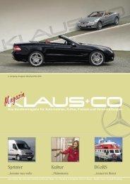 01 Titel - Klaus GmbH & Co. KG - Mercedes-Benz