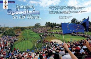 Zur GOLFmagazin-Print-Geschichte aus dem Heft 06