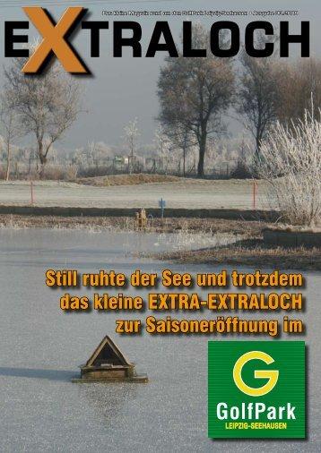 Still ruhte der See und trotzdem das kleine ... - GolfPark Leipzig