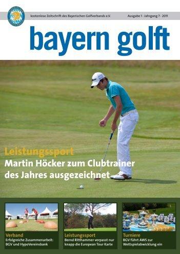Download - Bayerischer Golfverband