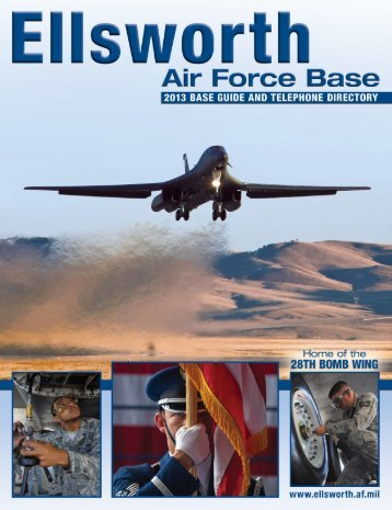 Base Guide - Ellsworth Air Force Base