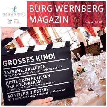 sven von jageeann: der grosse koordinator - Burg Wernberg