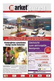 Kindergärten schmücken riesige bunte Ostereier - market ...