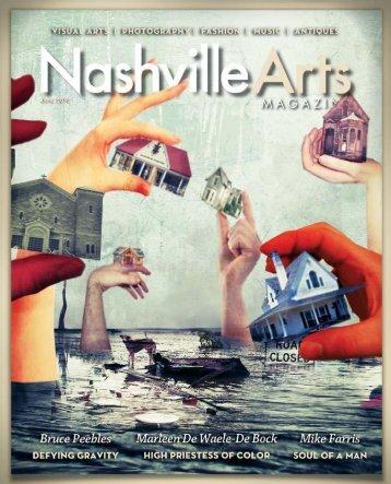 Nashville Arts Magazine | June 2O1O | 1