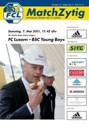 Matchzytig - FC Luzern