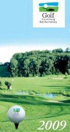 Grußwort - Golfclub Escheberg