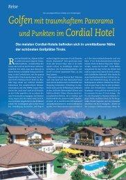 2007-11 Golfen mit traumhaftem Panorama ... - Presse-Dagne.de