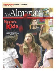 Community leader Elizabeth 'Liz' Goldberg dies at ... - Almanac News