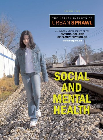 social and mental health social and mental health - Ontario College ...