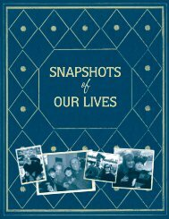 Snapshots of Our Lives - Considine Communication Strategies
