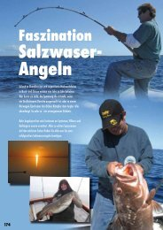 Salzwaser- Angeln - Behr Angelsport GmbH
