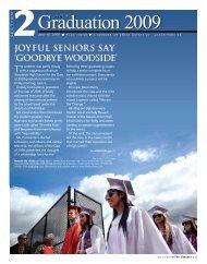Joyful Seniors Say 'goodbye woodside' - Almanac News