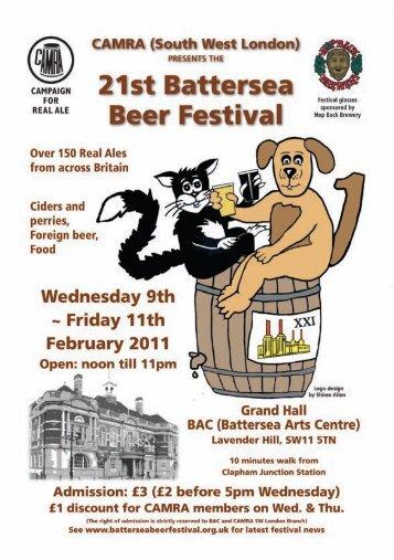 session - Battersea Beer Festival