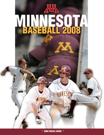 The Gophers boast two home stadiums - Community