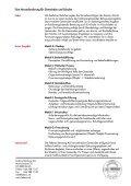 Bedarfsgerechte und finanzierbare familienergänzende - Page 2