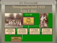 Throne von 1929 bis 2011 als PDF