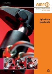Hydraulische Spanntechnik - Schroers-Werkzeuge