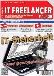 IT Freelancer Magazin Nr. 3/2012