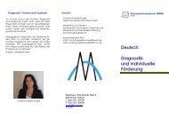 1105 goebels-engels Deutsch Diagnostik - Lehrerfortbildung NRW