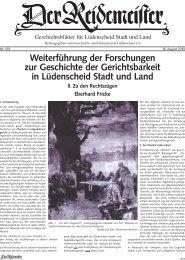 183 - Geschichts- und Heimatvereins
