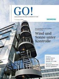Wind und Sonne unter Kontrolle - Daum und Partner Maschinenbau