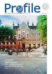 Ausgabe 3/2012 - Universität Rostock