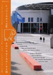 Ausgabe als PDF downloaden. - Reisswolf - TUM