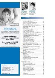 gästehaus Koppelschleuse Donnerstag, 05.03.2009 19:00 - 21:15 Uhr