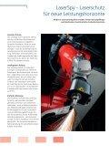 Aktive Sensorik für die Lasersicherheit - Reis Lasertec - Seite 3