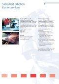 Aktive Sensorik für die Lasersicherheit - Reis Lasertec - Seite 6
