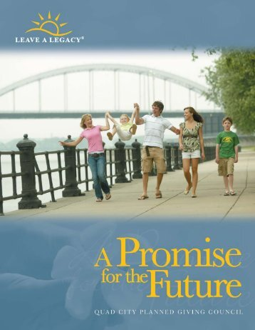 Leave A Legacy Brochure - Leave A Legacy IOWA