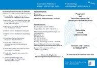 Programm der Atemtherapiegruppe Gensingen - Bad Kreuznach ...