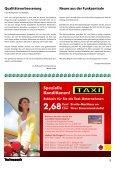 Wir setzen auf Qualität und Service - Taxi-Auto-Zentrale Stuttgart - Seite 5