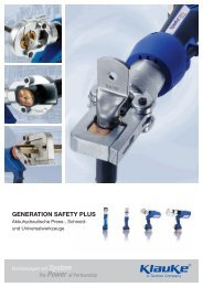 GENERATION SAFETY PLUS
