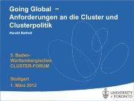 4. Going Global - RKW Baden-Württemberg