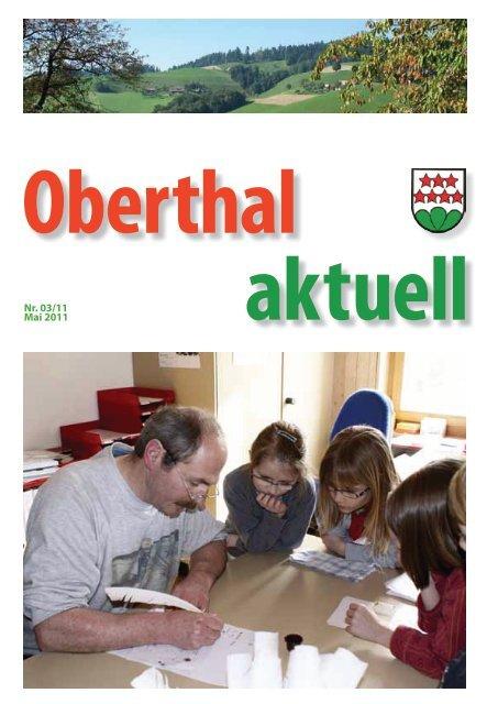 Ausgabe 03/11 - Oberthal
