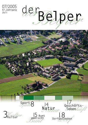 Juli - Der Belper