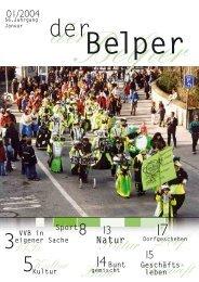 Sport - Der Belper