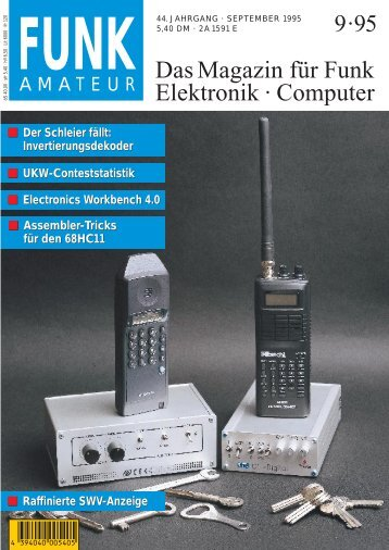 Das Magazin für Funk Elektronik · Computer