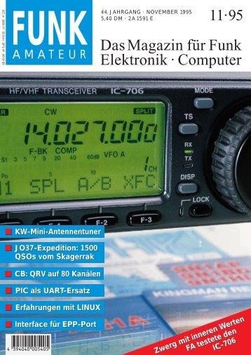 Das Magazin für Funk Elektronik · Computer - FTP Directory Listing