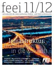 und Elektronikindustrie 2011/2012 - FEEI